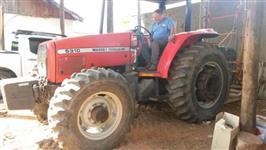 Trator Massey Ferguson 5310 4x4 ano 02
