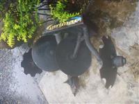 Fazedor de covas com coroa marca Serimac