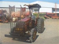 Trator Yanmar 1050 D 4x4 ano 88