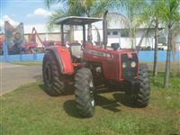 Trator Massey Ferguson 275 Advance 4x4 ano 07