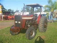 Trator Massey Ferguson 290 PAVT 4x2 ano 90