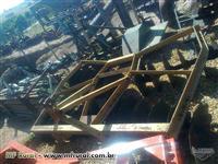 Grade niveladora hidraulica Tatu 22x20