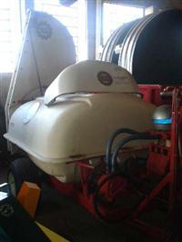 Pulverizador KO 2000 lts com turbina