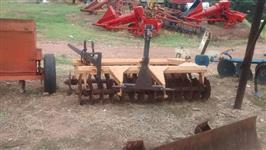 Grade niveladora hidráulica/arrasto 28x20