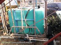 Pulverizador Bertoldi 600 litros com barra de aluminio 12 mts semi novo