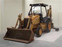 Retro Escavadeira CASE 580L 4x2 - 2001