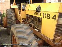 Trator Valtra/Valmet 118 4x4 ano 83