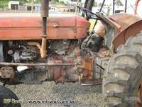 Trator Massey Ferguson 55 X 4x2 ano 72