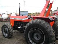 Trator Massey Ferguson 275 4x4 ano 90