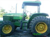 Trator John Deere 6600 4x4 ano 06