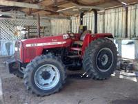 Trator Massey Ferguson MF 283 4X4 - 85CV 4x4 ano 07