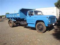 Caminhão  Ford F 600  ano 73