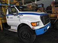 Caminhão  Ford F 12000 160 - 5880CC  ano 00
