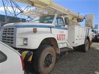 Caminhão  Ford F800 - 130CV  ano 98