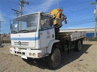 Caminhão  Ford 1720 A - 211CV  ano 02