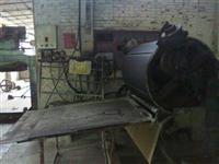 Máquina de fabricação para papel pardo compacto em chapas números 25 até 100
