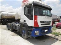 Caminhão  Iveco 570s 41t  ano 10