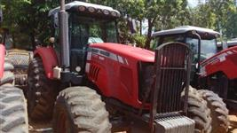 Trator Massey Ferguson 7180/4 4x4 ano 10
