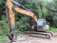 JCB Escavadeira Esteira - JS200LC