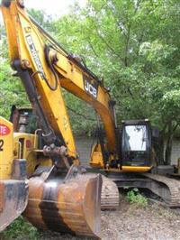 JCB Escavadeira Esteira JS200LC