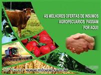 INSUMOS AGRICOLAS COM PREÇOS DE DISTRIBUIDOR PARA O PRODUTOR