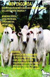 MUV ENGORDA - CRESCIMENTO E ENGORDA ACELERADA NO COCHO