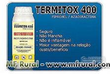 TERMITOX 400 - Elimina, cupins, formigas, baratas, pulgas, carrapatos e invertebrados