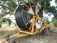 Carretel Enrolador (Hidro roll) + Conjunto Morobomba Scania