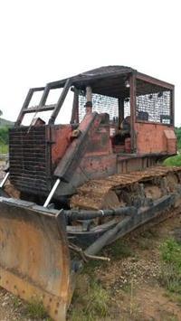 Trator de Esteira 14 CT Ano 95 motor Cummins