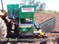 Plantadora Florestal Eucalipto - ROSTER - Line-PRO