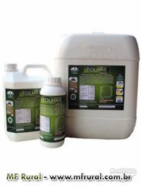 Folhas Fertilizante Orgânico