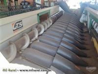 Plataforma de Milho GTS Modelo Aluminio 18 Linhas de 45 cm