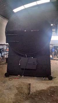 Caldeira RAMPELOTTO  5.000 kg/h e pressão 11,5 kgf/cm2 (NOVA)2009