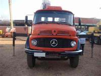 CAMINHÃO MB 2013 COM MUNCK 31.000 HINCOL