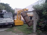 Guincho Hyster 5Tons. Diesel