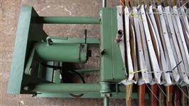 Filtro prensa marca Netzsch, placas em PP 40 cm x 40 cm - Estado de novo