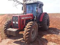 Trator Massey Ferguson 299 4x4 ano 04