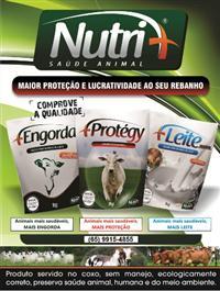 + Protegy - Tratamento contra o carrapato, mosca do chifre, berne e vermes