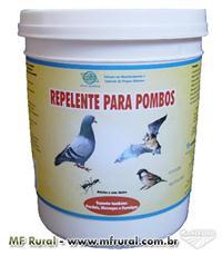 Gel Repelente Para Pombos- Balde 10 Kg