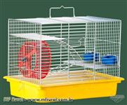Gaiola para Hamster (Modelo: Cela 106)