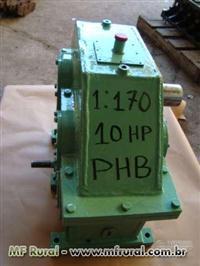 Redutor 10 HP