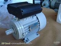 Motor Trifásico e Monofásico 1 HP