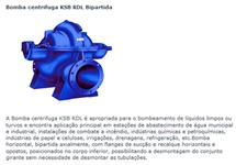 KSB - Bombas Bipartidas