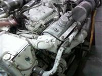 MOTOR MARITIMO DETROIT 745 HP COM REVERSOR