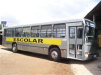 Ônibus Escolar Mercedes Benz Modelo 1621 Ano 1997