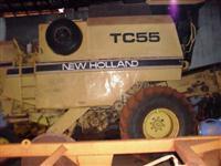 COLHEITADEIRA TC 55