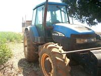 Trator Ford/New Holland Modelos 4x4 ano 04