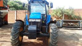 Trator Ford/New Holland TS 120 4x4 ano 11