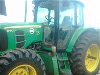 Trator John Deere Jonh Deere 6110 J 4x4 ano 12