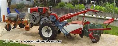 Mini/Micro Trator ZT-15 4x2 ano 06